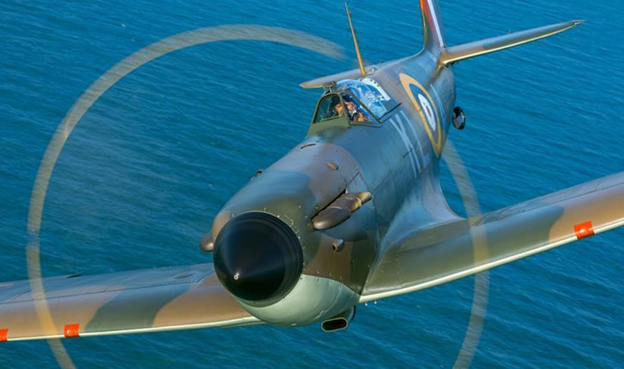 Spitfire documentary secures US deal